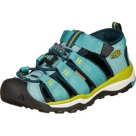 Keen Newport Neo H2 Sandaler Børn, aqua/blue